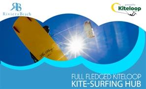 Kiteloop Heads to Sahel's Riviera Beach