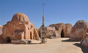 Star Wars: Tunisia Strikes Back