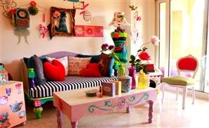 Inbox: A Wonderland of Colourful Furniture