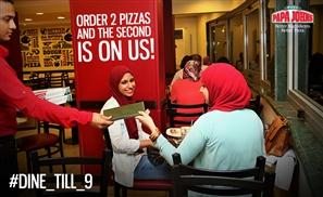 Free Papa John's Pizza Today and Tomorrow!