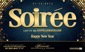 Start 2015 with a Soiree