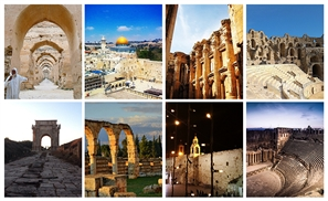 The Middle East's World Heritage Sites as Told by Instagram