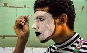 عـايز_شارع# A Mime on a Mission