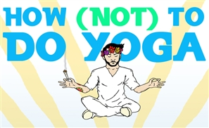 How (Not) to Do Yoga