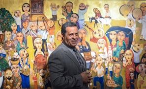 The Redeeming Power of Guirguis Lotfy's Art