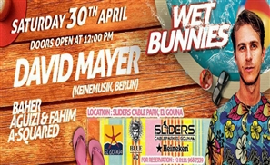 Wet Bunnies Pool Party Is Set To Shake Up El Gouna