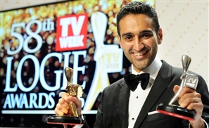 Egyptian-Australian Muslim Wins Big At Australian Television Awards