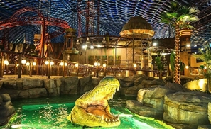 The World's Largest Theme Park is Opening in Dubai This Month