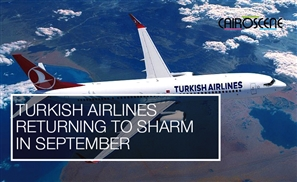 Turkish Airlines are Finally Returning to Sharm in September