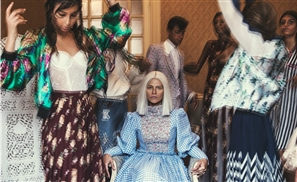 Video: Egyptian Designer Kojak's LSD-Inspired Collection in a Trippin' Film
