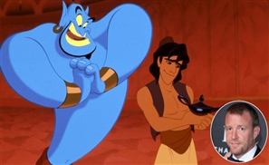 Disney Picks Guy Ritchie to Direct Live-Action Aladdin