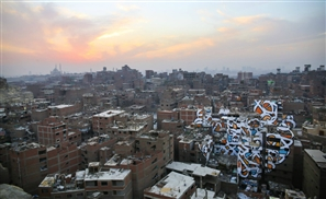 Renowned Calligraffitist eL Seed to Exhibit For the First Time in Cairo