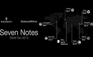 Seven Notes World Tour