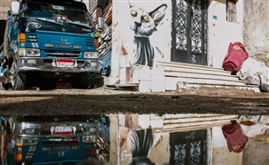 Graffiti by the Graves: Meet the Woman Bringing Art to Cairo's City of the Dead