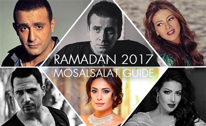 Everything You Need to Know About the 38 Ramadan Mosalsals On Your TV Screen This Year