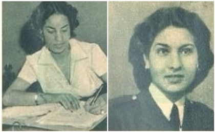 These Egyptian Police Officers Are 2 of the First Women to Ever Join Egypt's Police Force