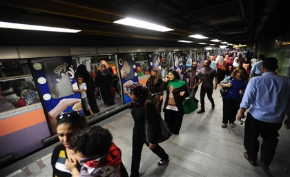 Cairo Metro to Purchase 32 New Air-Conditioned Trains, Just in Time for Summer
