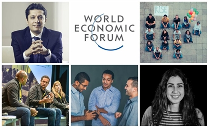 14 Egyptian Startups Made it to the World Economic Forum's Top 100