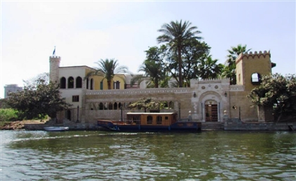 Iconic Palace on Geziret El Dahab is Set to be Demolished and Activists Create Petition to Save it