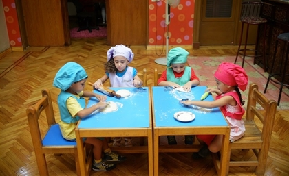 Video: Inside The World of The Adorable Kids at Esparanza, One of Cairo's Top Nurseries