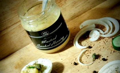 Cairo's Sexiest Snack Brand Comes in Jars Delivered to Your Home