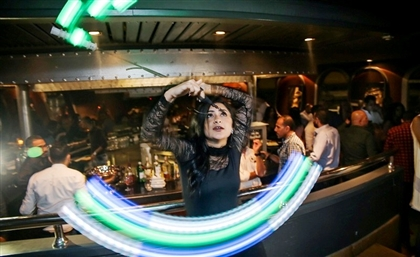 Zamalek's Sumptuous Nile-Front Bar Bogali is Back, and It's Sexier Than Ever