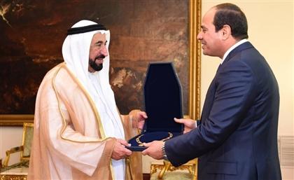 Sharjah Ruler Returns Egyptian Artefacts Seized In UAE