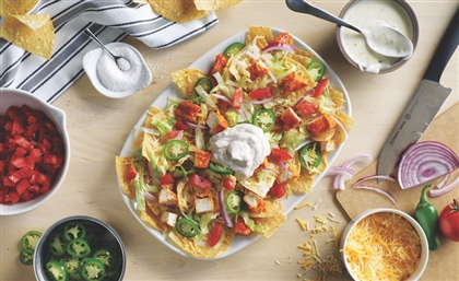 This New Restaurant in Heliopolis is All About Nachos, Buffalo Wings, and Sports