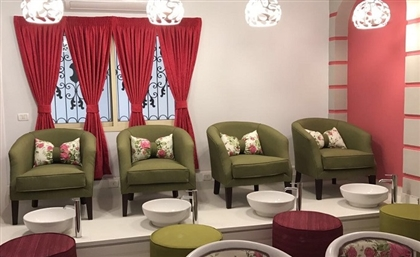 Pamper Yourself at This Adorable New Beauty Salon in Heliopolis