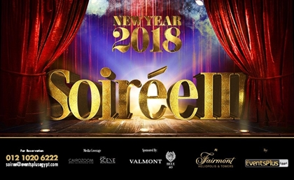 New Year Extravaganza Soirée is Back for its Third Installation and its Going to Be a Blast