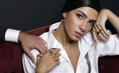 Egyptian Designer Amr Saad's New Collection Features Unisex Jewellery - And Scissors