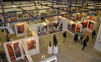 The Arts-Mart Gallery is Bringing Over 100 Egyptian Artists Under One Roof at The Cairo Art Fair III
