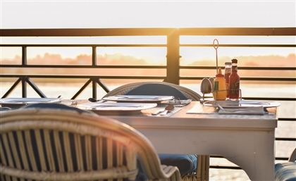Andrea Maadi: Nile-Side Goodies on the Sundeck, From Breakfast to Dinner and Everything In Between
