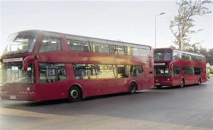 Cairo to Get Double-Decker Buses For the First Time in 2018
