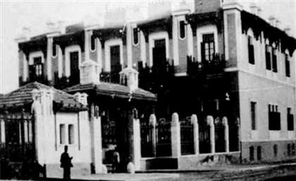 122-Year-Old Palace In Helwan To Become A Cultural And Religious Centre