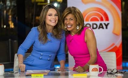 Egyptian-American TV Host Hoda Kotb Becomes Co-anchor of NBC's Today Show
