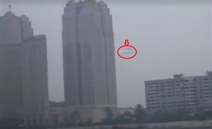 Have UFOs Been Spotted in Cairo?