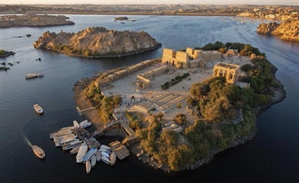 21 Aerial Photos that Capture Egypt's Breathtaking Beauty