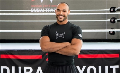 This is Egypt's Second Ever WWE Wrestler
