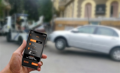 EN2EL: Egypt's First App Dedicated to Towing and Truck Delivery