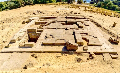 2000-Year-Old Roman Temple Unearthed in Aswan