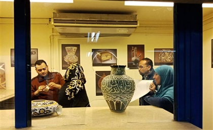 Cairo Metro Stations Are Being Turned into Mini-Museums as Part of New Initiative