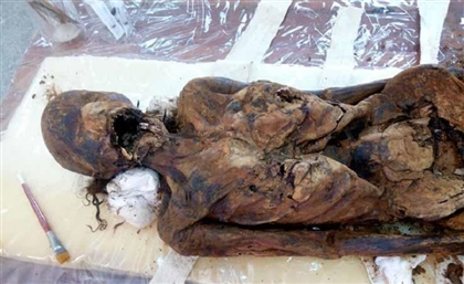 Ministry of Antiquities Restores 'Screaming Mummies' in Dakhla Oasis