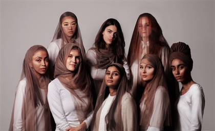 This German-Egyptian's Art Project is Dispelling Repressive Notions Attached to the Veil