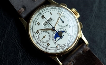 King Farouk Watch Breaks Middle East Auction Record, Sold for Nearly $1 Million