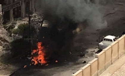 BREAKING: Car Bomb Explodes in Alexandria in Assassination Attempt