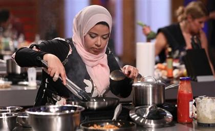 This is the First Veiled Egyptian on MasterChef Canada