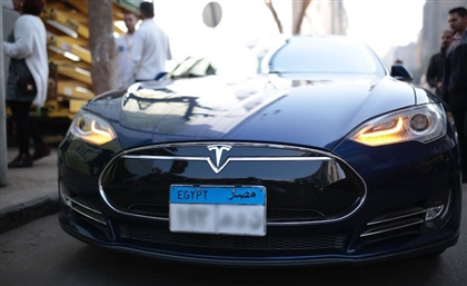 You Can Now Get a Tesla in Egypt