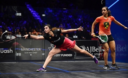Four out of Five of the World's Top Squash Players are Egyptian Women