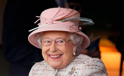 Queen Elizabeth from Prophet Mohamed's Bloodline
